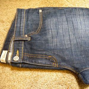 Gap Long and Lean Jeans Denim Pant 6/28A